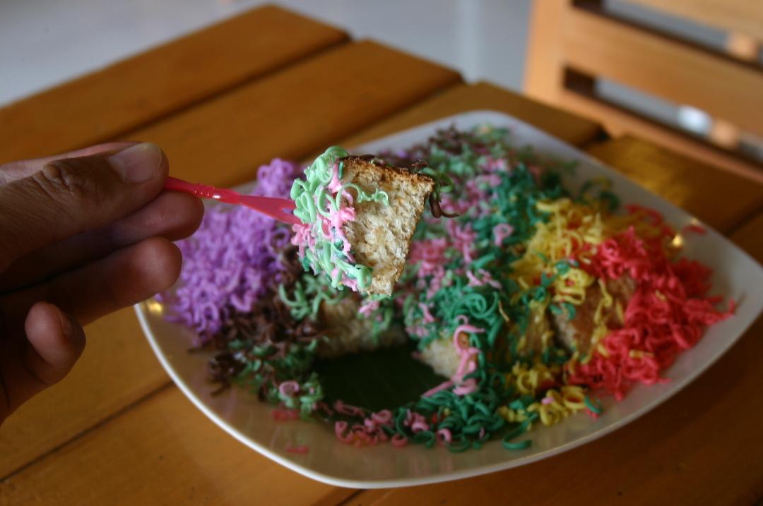 Tempat Nongkrong Enak 24 Jam di Jakarta - Dapoer Roti Bakar